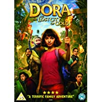 Dora And The Lost City of Gold - Dora The Explorer [The Movie] (DVD)