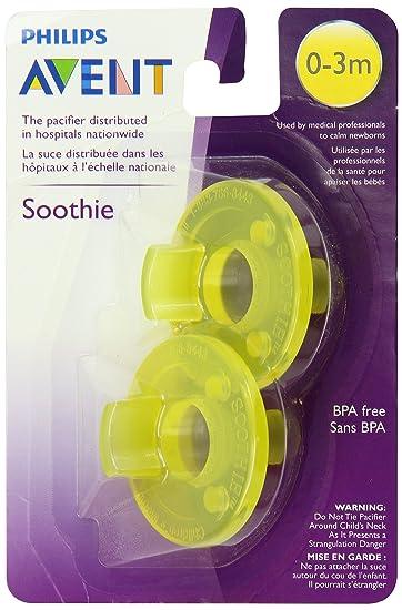 Amazon.com: Philips AVENT última intervensión de BPA soothie ...