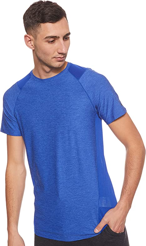 New Under Armour Mens Mk-1 Graphic Fitted HeatGear Training Performance Shirt