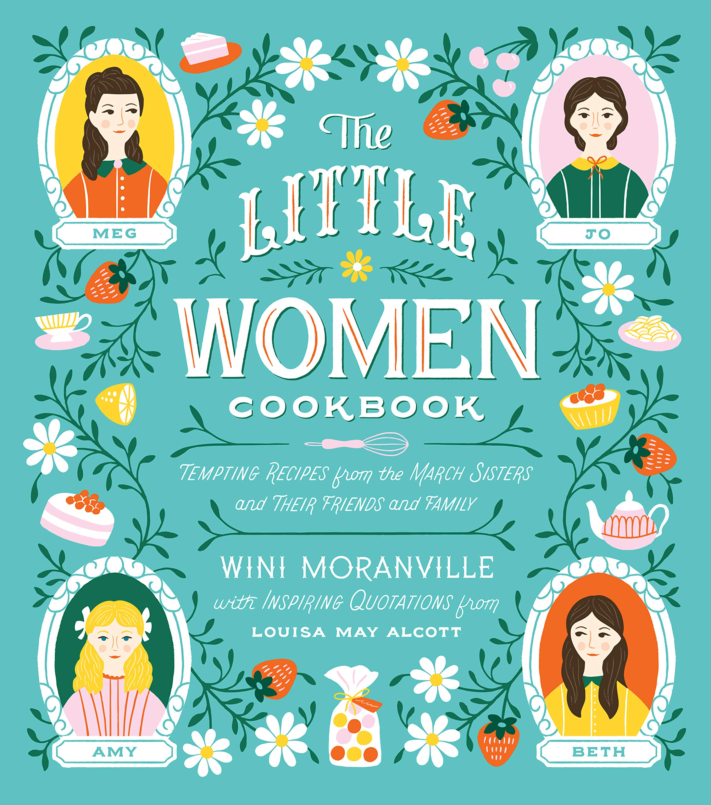 Image result for little women cookbook cover