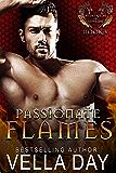 Passionate Flames: A Hot Paranormal Dragon Shifter Saga (Hidden Realms of Silver Lake Book 5)