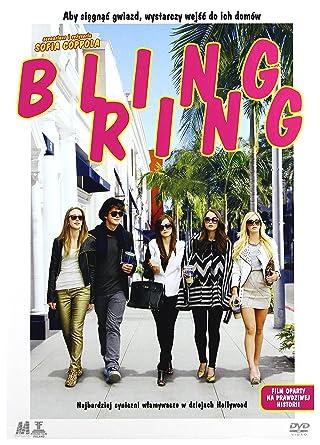 The Bling Ring DVD IMPORT No hay versión española: Amazon.es ...
