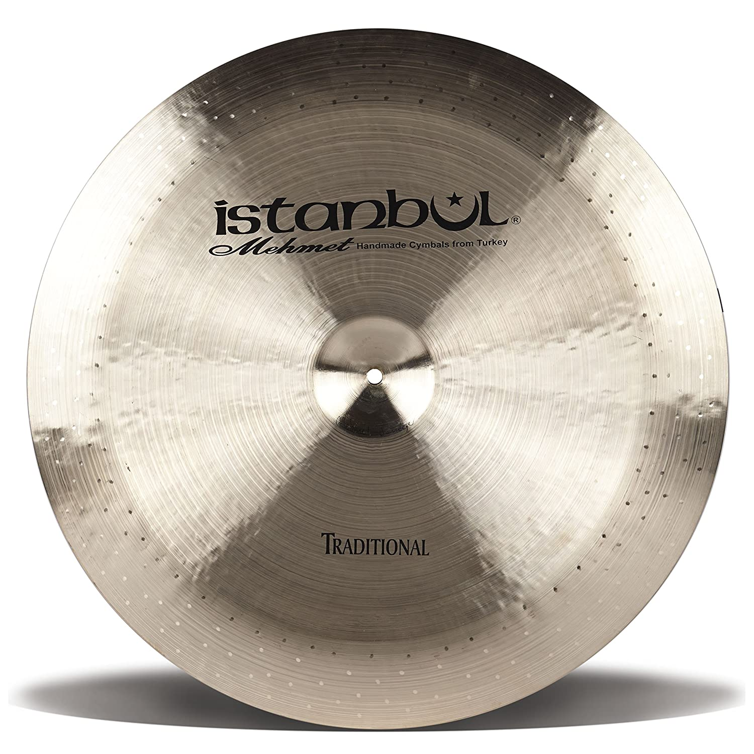Istanbul Mehmet Cymbals Traditional Series Traditional Swish Cymbals SW (22