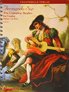 The Complete Studies Newly engraved from early editions Sor Fernando guitar 9