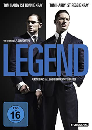 Legend [Alemania] [DVD]