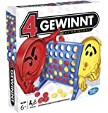 Hasbro Spiele A5640100 - 4 gewinnt, Kinderspiel