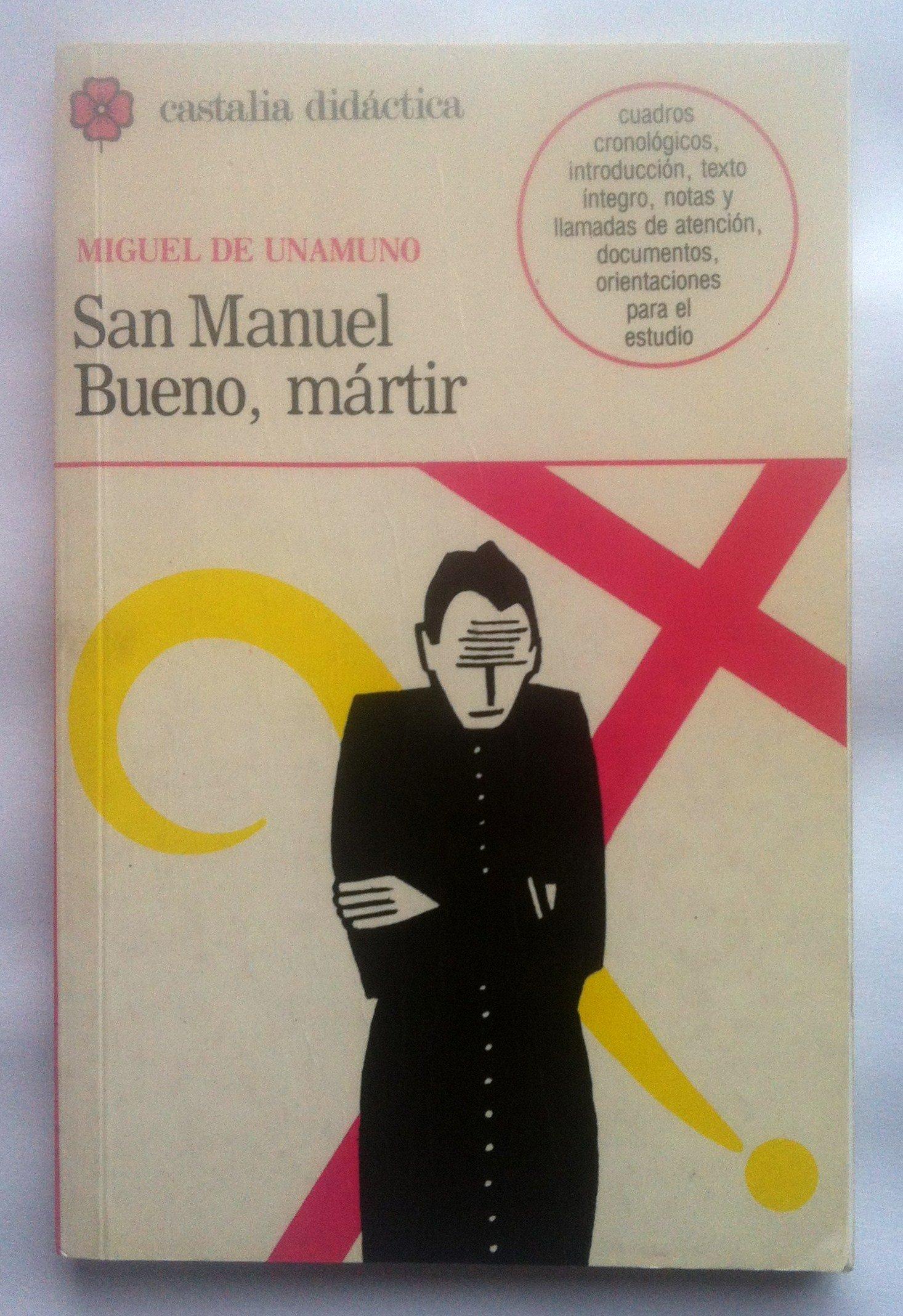 Download San Manuel Bueno, martir (Castalia Didactica) (Spanish Edition) pdf epub