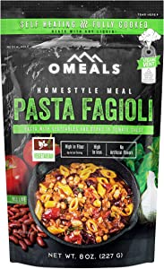 OMEALS Pasta Fagioli - Homestyle Meals
