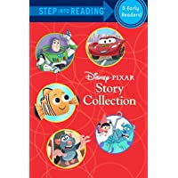 Disney/Pixar Story Collection: Step 1 and Step 2 Books: A Collection of Five Early Readers