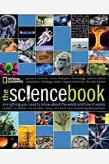 The Science Book: Everything You Need to Know About the World and How It Works Paperback