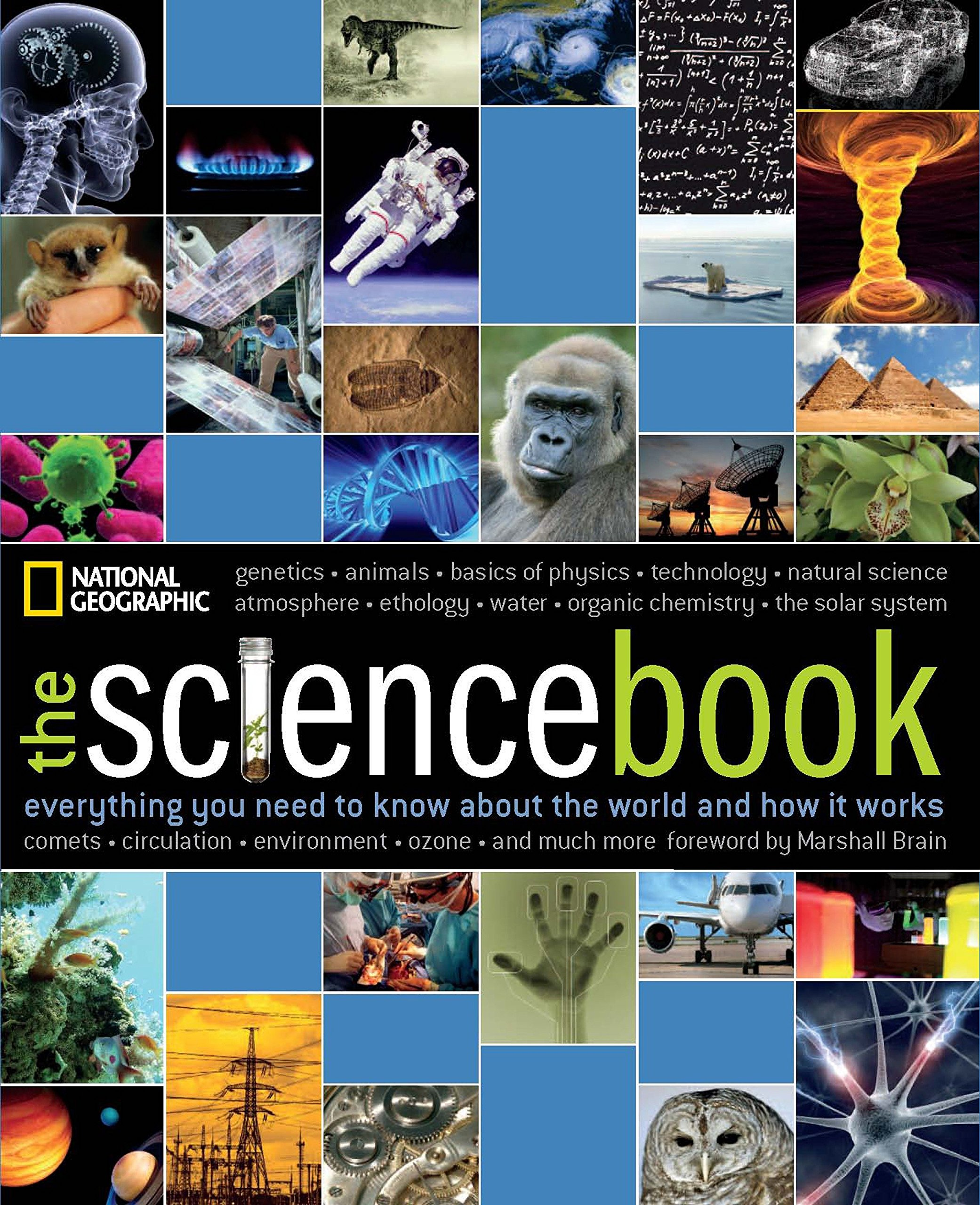 20 scientific series about everything