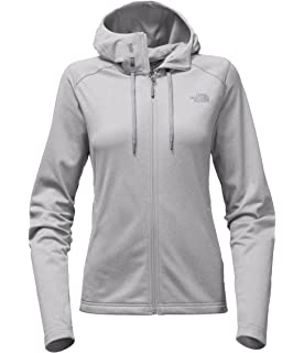 14e0a5bff The North Face Women's Suprema Full Zip Hoodie at Amazon Women's ...