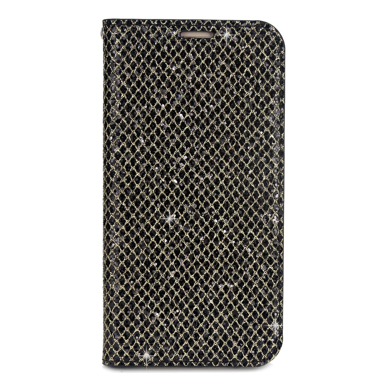 Kucosy Carcasa para Galaxy A7 2018, Purpurina Carcasa para Samsung ...