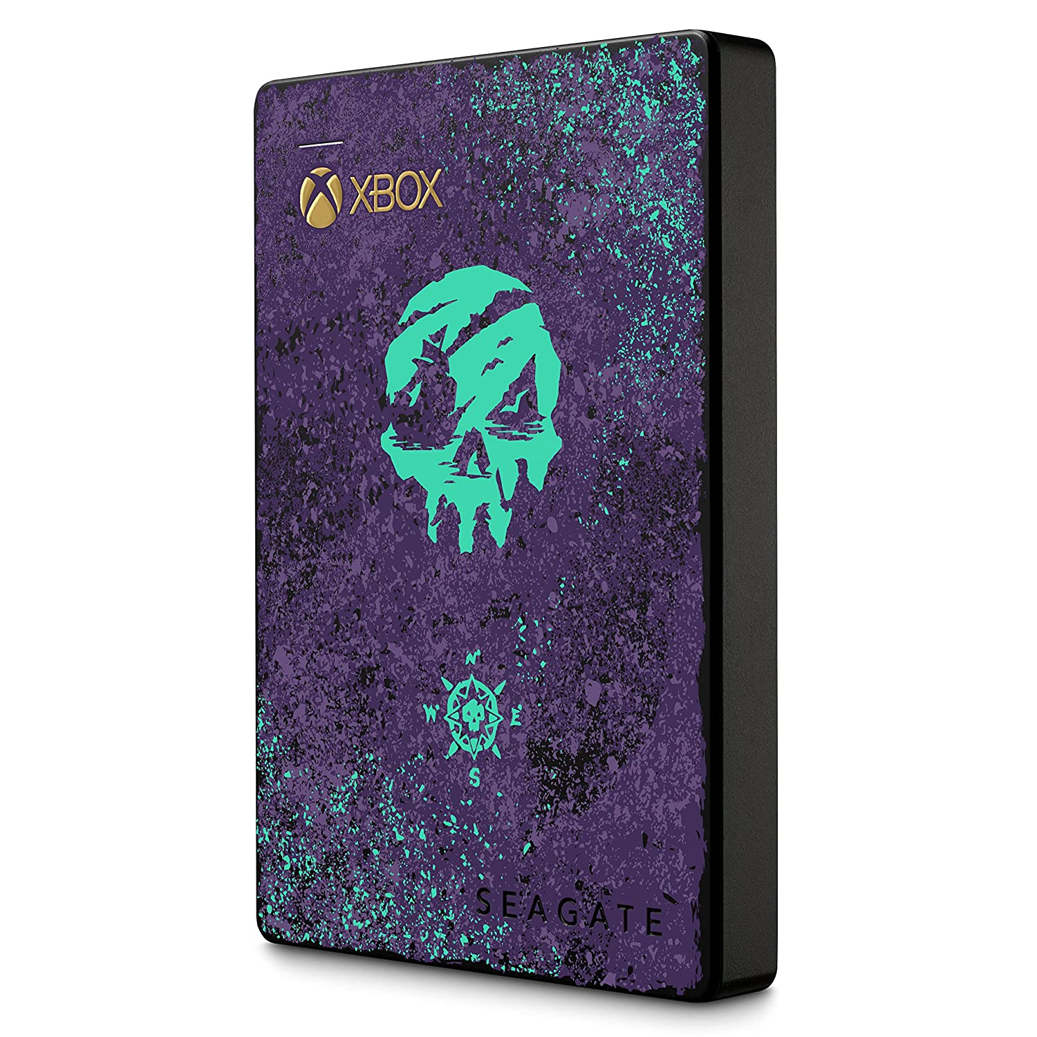 Amazon.com: Seagate 2TB Game Drive for Xbox, Sea of Thieves Special ...