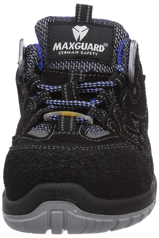 Maxguard PEAC P390 P390 PEAC Unisex-Erwachsene Sicherheitsschuhe Mehrfarbig (Blau/Schwarz) 0cf54c