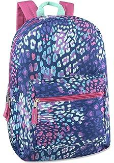 fb9b4df443c Amazon.com  ThiKin Lightweight Backpack Boys   Girls Junior High ...