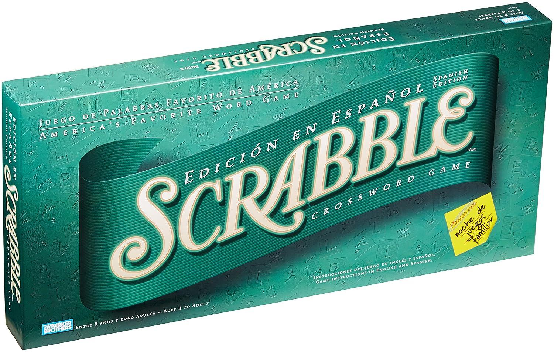 Hasbro's Scrabble in Spanish