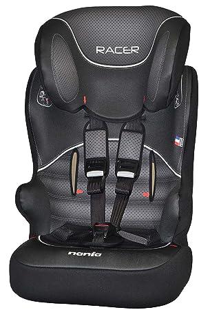 Nania Racer SP Graphic e102-120-143 Child's Car Seat, Black: Amazon