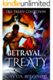Betrayal By Treaty (Futuristic Shapeshifter, Galactic Empire) (Qui Treaty Collection Book 7)