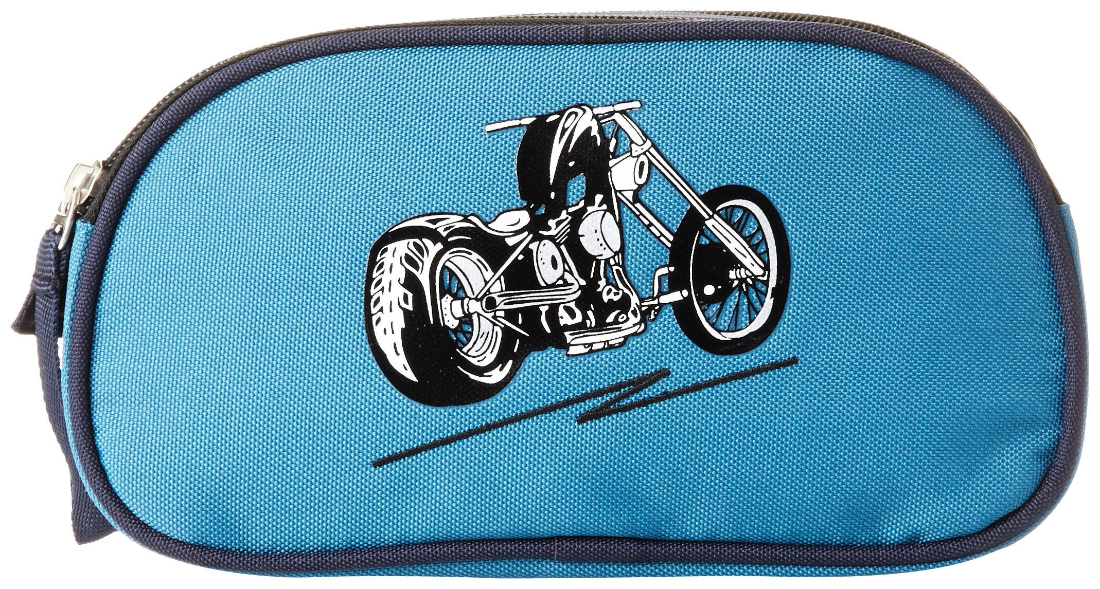 Obersee Kids Toiletry and Accessory Bag, Motorcycle