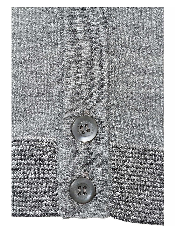 PRADA Men fine-knit cardigan