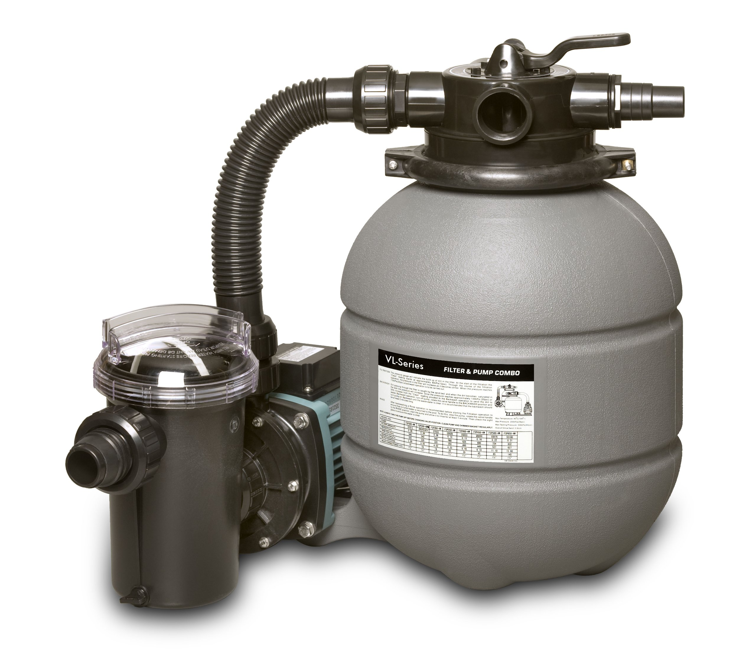 Hayward VL40T32 VL Series 30 GPM Sand Filter System by Hayward