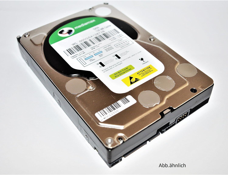 SATA II 1500GB WL1500GSA6472B Cache 64MB Mediamax 3.5 interne Festplatte 1.5TB RPM: 7200