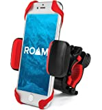 """Roam Universal Premium Bike Phone Mount for Motorcycle - Bike Handlebars, Adjustable, Fits iPhone 6s 