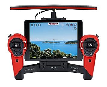 Parrot PF725000AE - Skycontroller para Bebop Drone, color Rojo ...