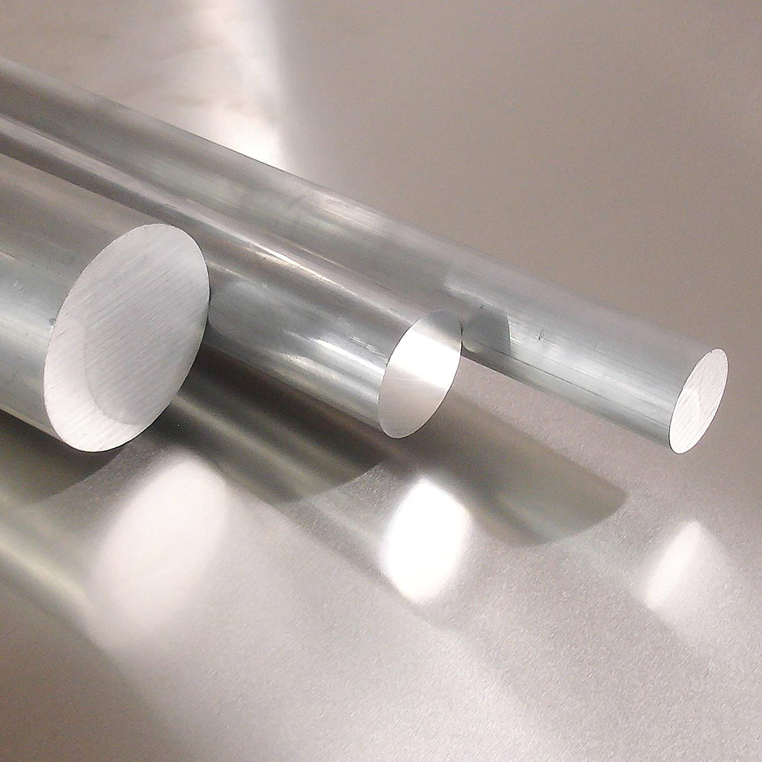 Aluminium rods length 25 mm/ to 2000/ mm AW-2007 AlCuMgPb diameter 30/ mm