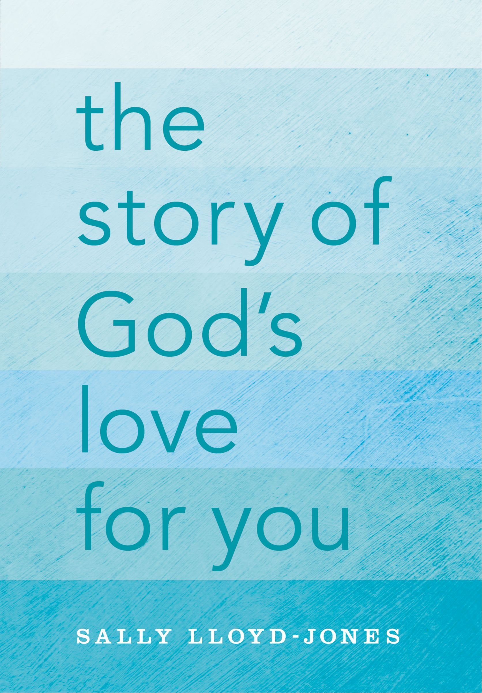 Story Gods Love You product image