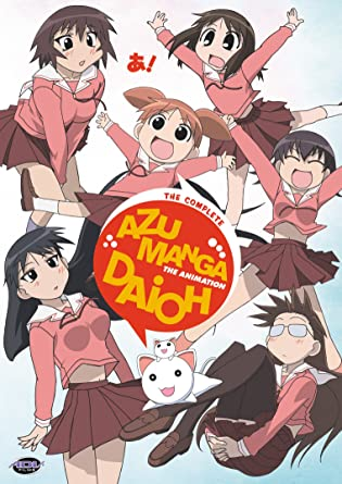 Image result for azumanga daioh