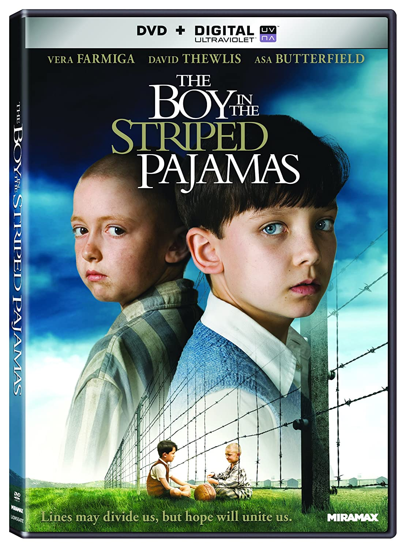 com the boy in the striped pajamas dvd digital asa  com the boy in the striped pajamas dvd digital asa butterfield david thewlis rupert friend zac mattoon o brien domonkos neacutemeth