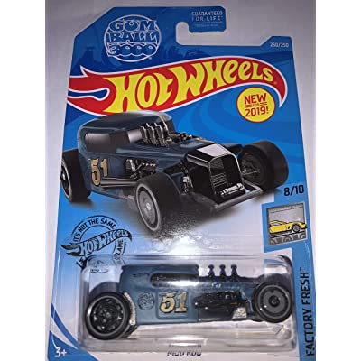 Hot Wheels HW MOD Rod Factory Fresh DIE-CAST Vehicle CAR 250/250: Toys & Games