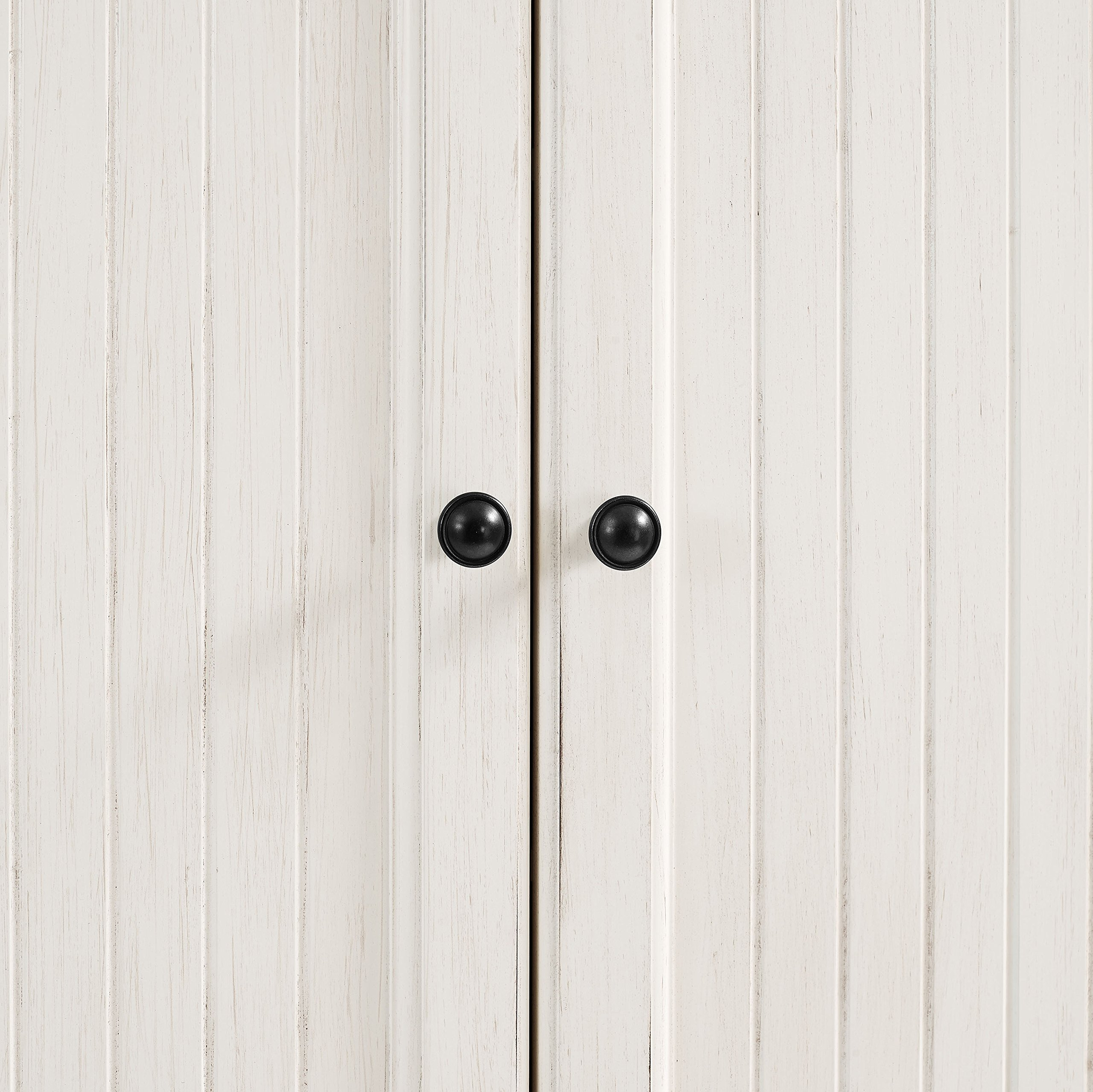 Crosley Furniture Seaside Kitchen Pantry Cabinet - Distressed White by Crosley Furniture (Image #8)