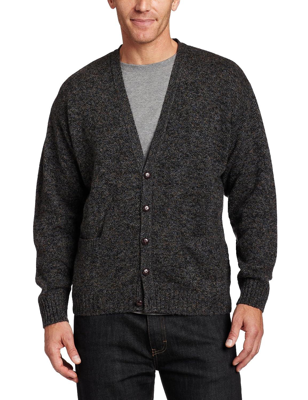 Pendleton Men's Waverly Cardigan Sweater at Amazon Men's Clothing ...