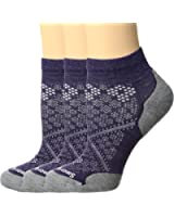 Smartwool Womens PhD Run Elite Low Cut Pattern