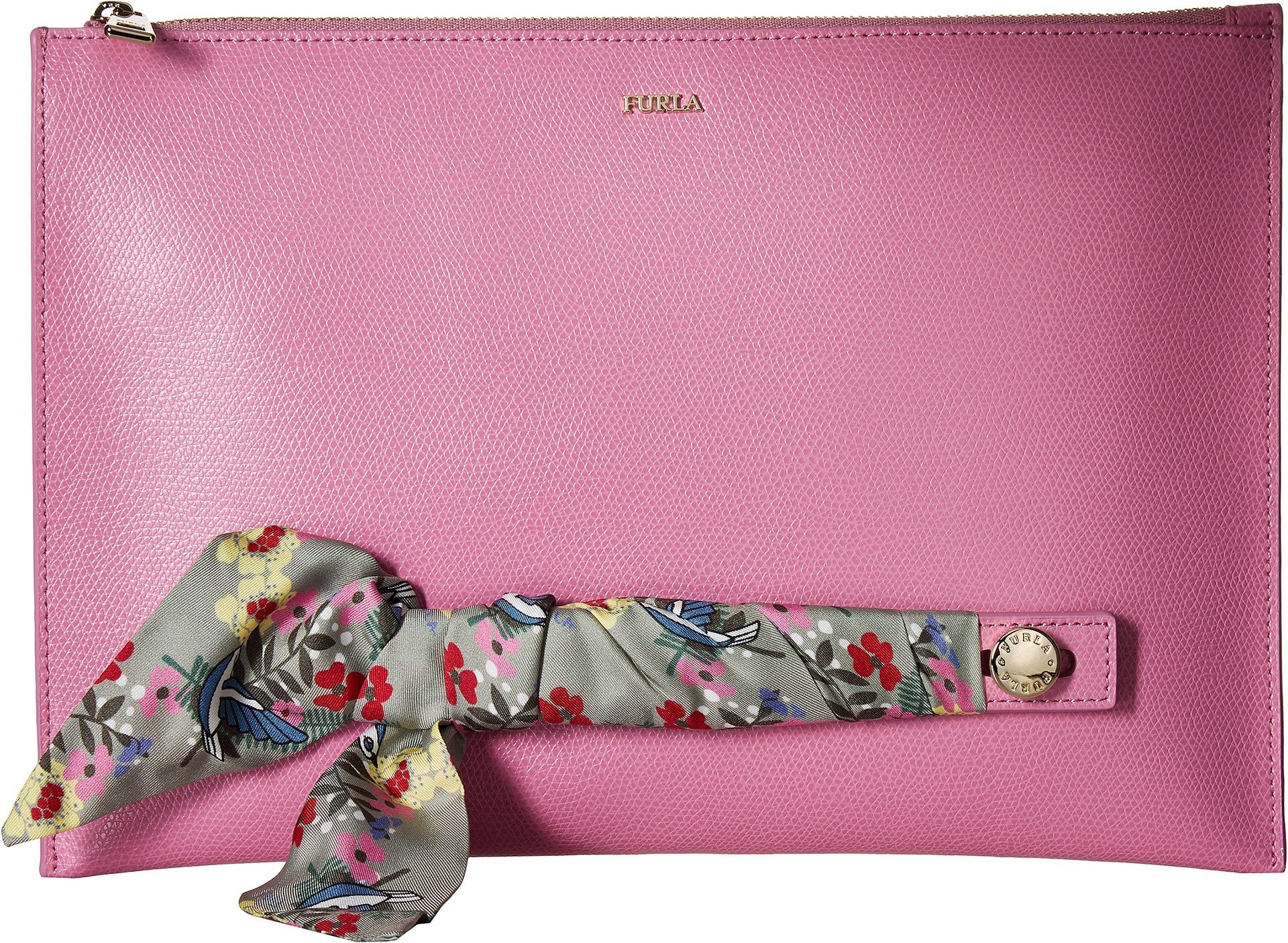 Furla Women's Babylon XL Envelope, Orchidea/Toni Sabbia, One Size