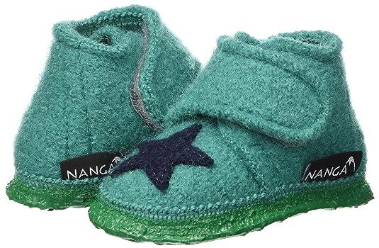 Nanga Stern, Mocasines para Bebés Que Gatean, (Türkis), 23 EU: Amazon.es: Zapatos y complementos