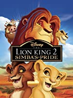 The Lion King 2: Simba's Pride (Theatrical Version)
