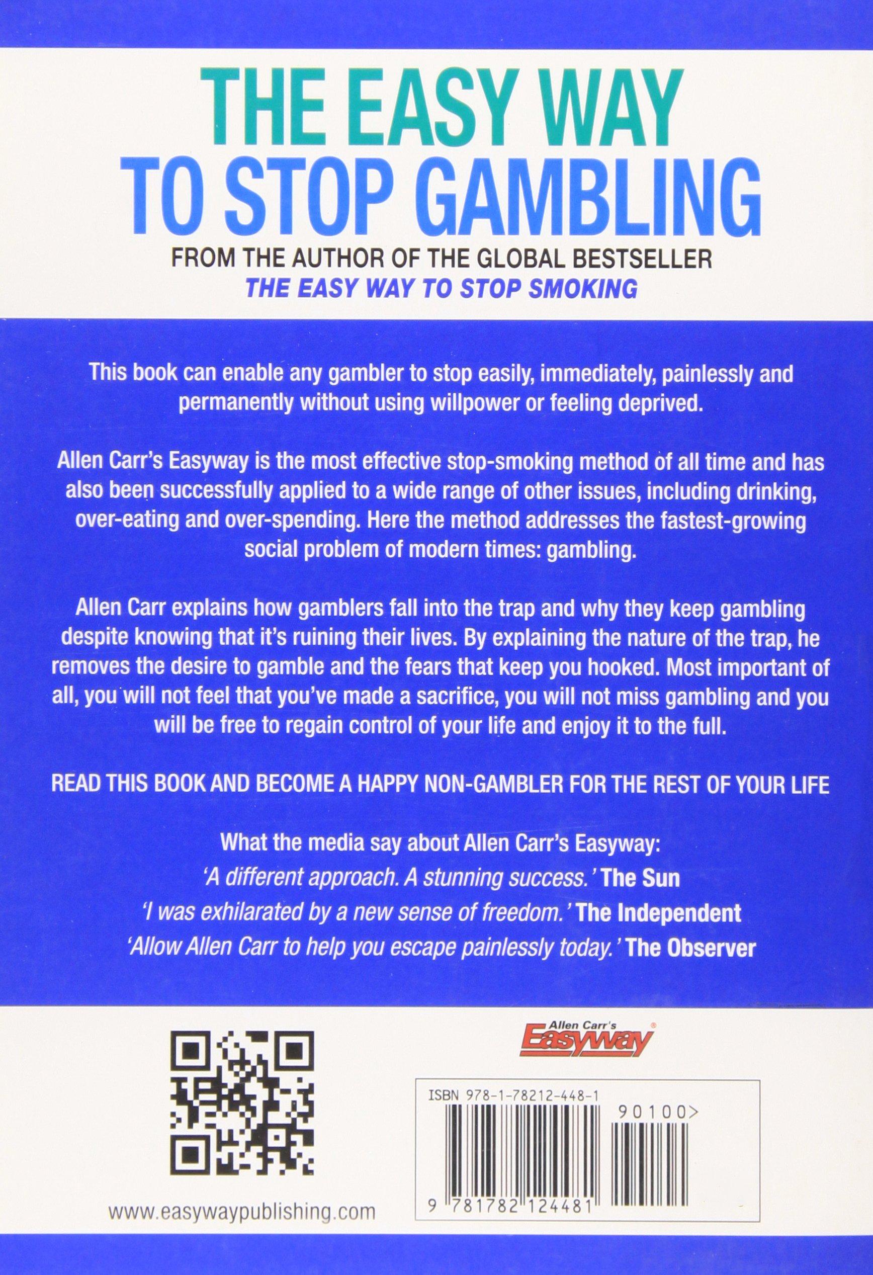 Can gamblers stop gambling gambling effects family