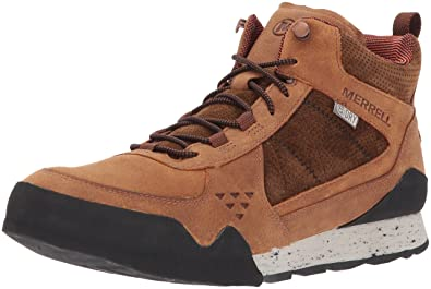 d1cbf5837dd Merrell Burnt Rock Mid Waterproof