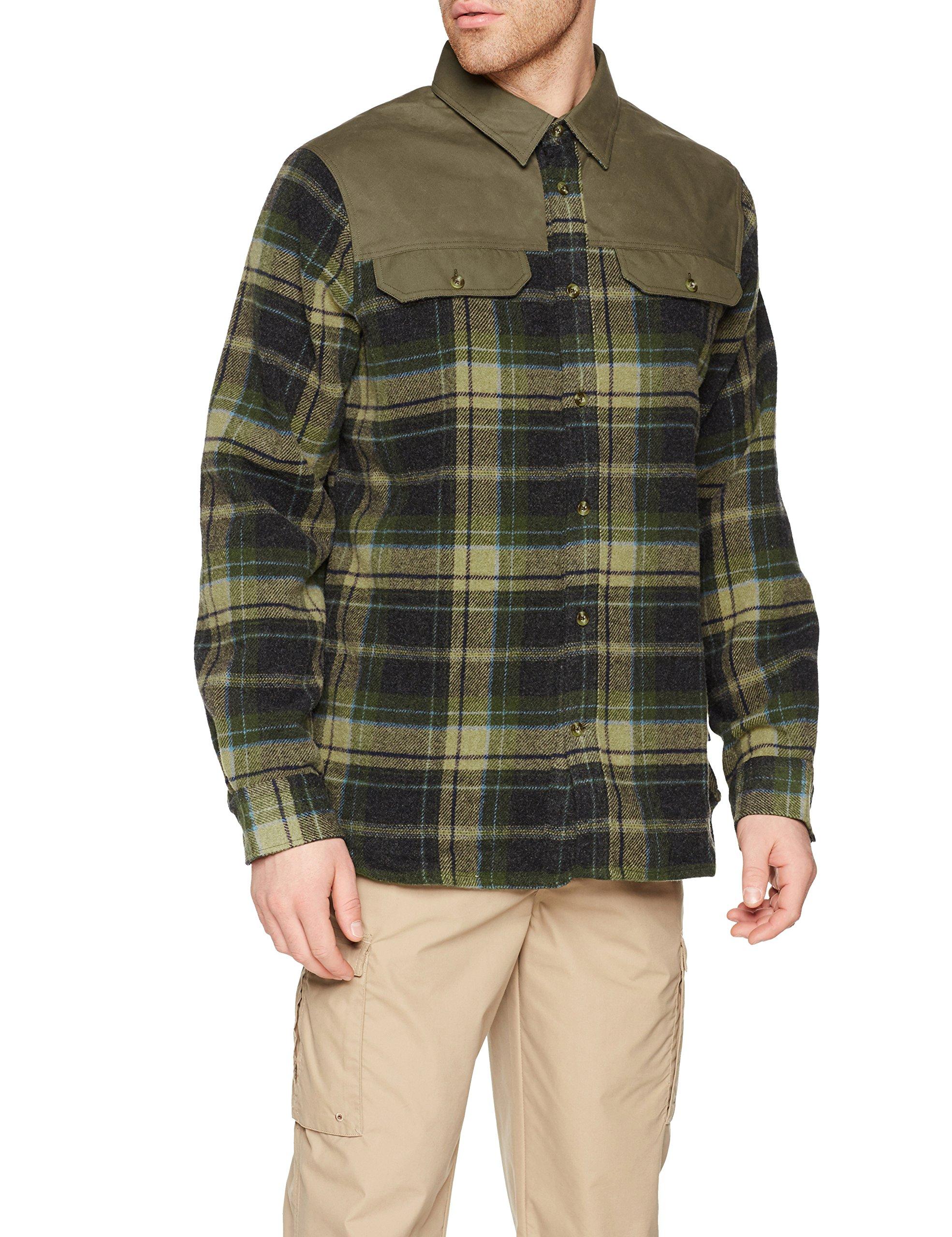 Fjallraven - Men's Granit Shirt, Tarmac, M