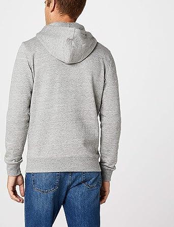 JACK /& JONES Herren Jorstorm Sweat Zip Hood Basic Noos Jacke