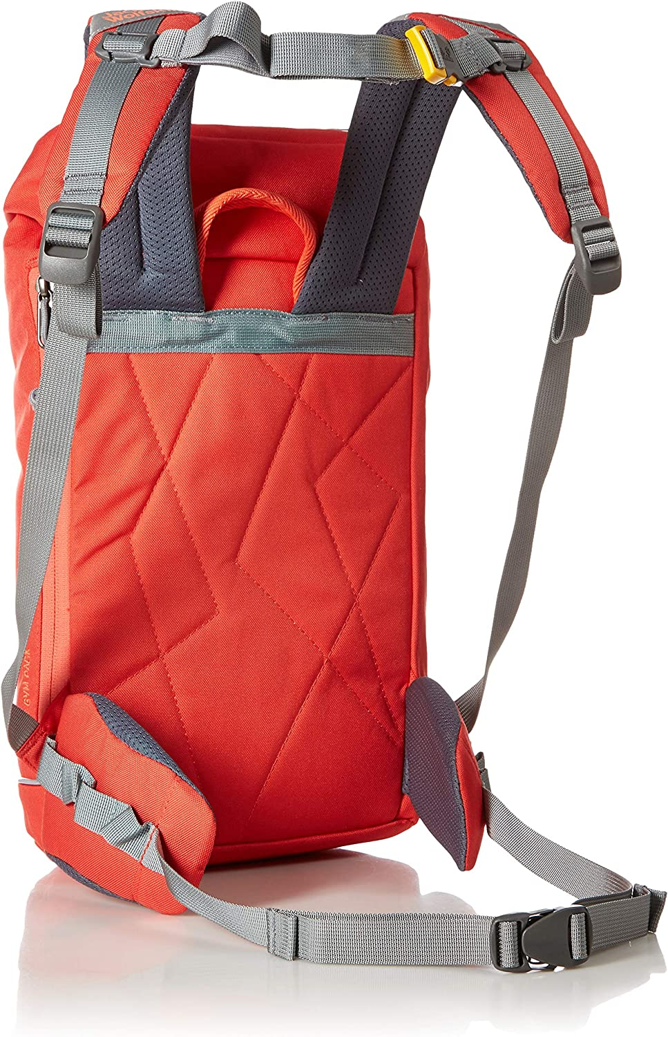 One Size Jack Wolfskin Jungle Gym Pack Hiking Daypacks Tulip Red