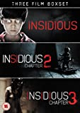 Insidious: 1-3 [DVD]