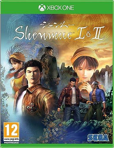 Shenmue HD I & II - Xbox One [Importación italiana]: Amazon.es ...