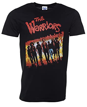 TruffleShuffle Mens The Warriors Movie Poster T Shirt