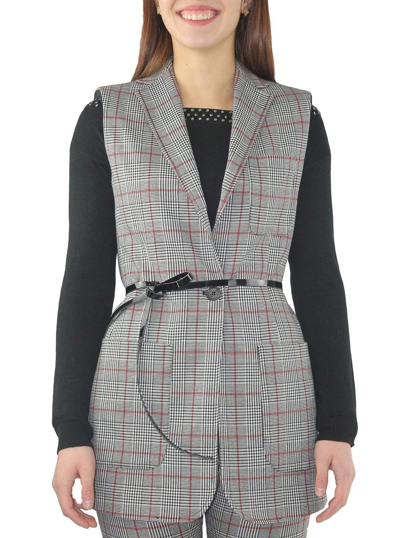 on sale d2450 4e521 Liu Jo Jeans Women's Gilet: Amazon.co.uk: Clothing