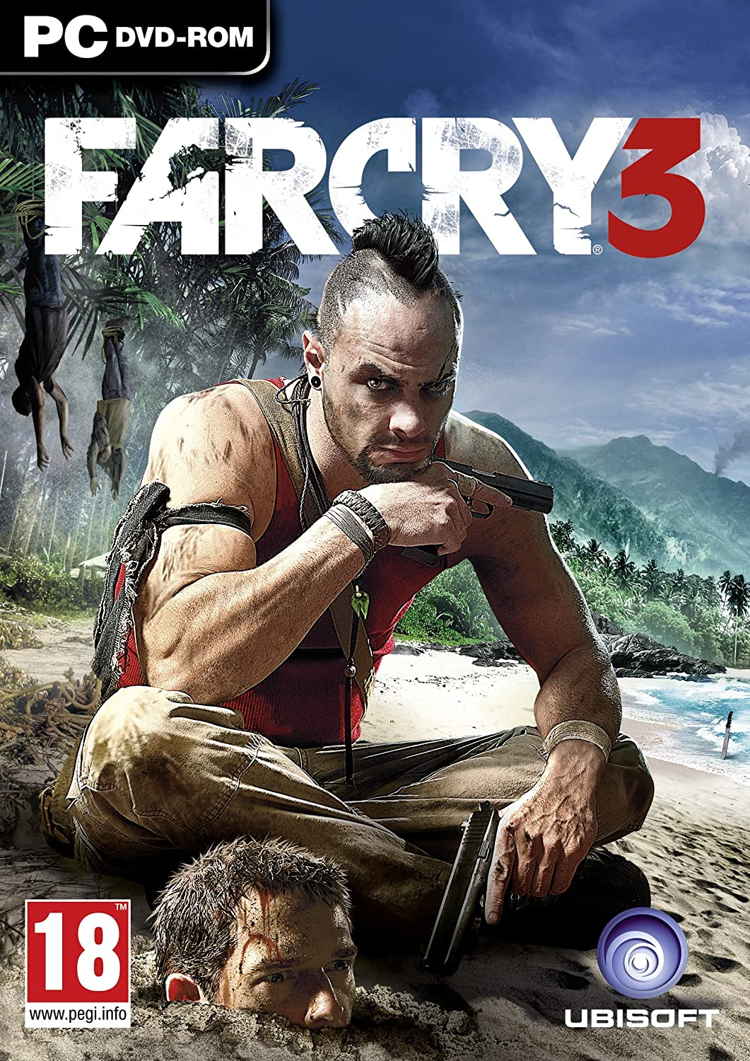Amazon Com Far Cry 3 Pc Dvd Video Games